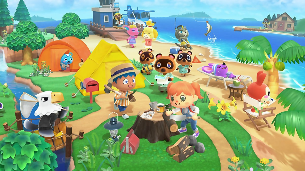 Animal Crossing: New Horizons | Nintendo Switch Digital Download