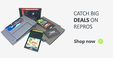 Catch Big Deals on Repro Games