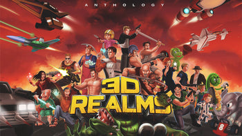 3D Realms Anthology PC Game Steam CD Key