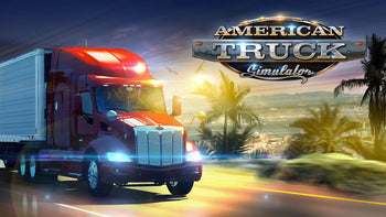 American Truck Simulator PC Game Steam CD Key