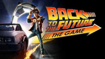 Back to the Future: The Game PC Game Steam CD Key