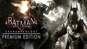 Batman: Arkham Knight - Premium Edition PC Game Steam CD Key