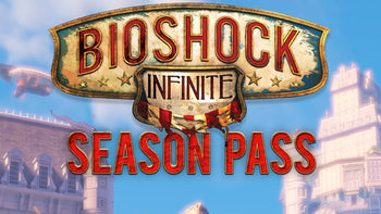 BioShock Infinite - Season Pass PC Game Steam CD Key