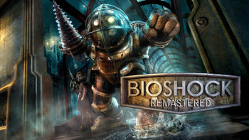 BioShock Remastered PC Game Steam CD Key