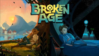 Broken Age PC Game Steam CD Key