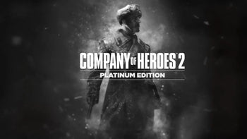 Company of Heroes 2: Platinum Edition PC Game Steam CD Key