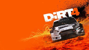 DiRT 4 PC Game Steam CD Key