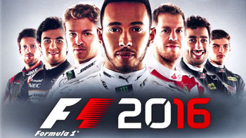 F1 2016 PC Game Steam CD Key