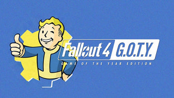 Fallout 4: Game of the Year Edition | PC | Steam Digital Download