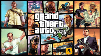 Grand Theft Auto V PC Game Rockstar Social Club CD Key