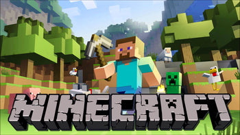 Minecraft PC Game Mojang Digital Download