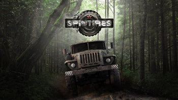 SPINTIRES PC Game Steam CD Key