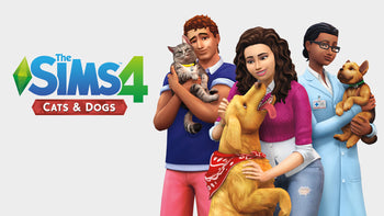 The Sims 4: Cats & Dogs PC/Mac Game Origin Key