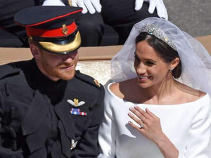 Prince Harry and Meghan Markle Heading Off To A Royal Honeymoon At...