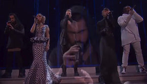 Pentatonix Pays Tribute To Star Wars At The American Music Awards