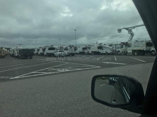 Walt Disney World Hurricane Irma 2017