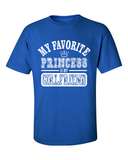 My Favorite Princess Is My Girlfriend T-Shirt
