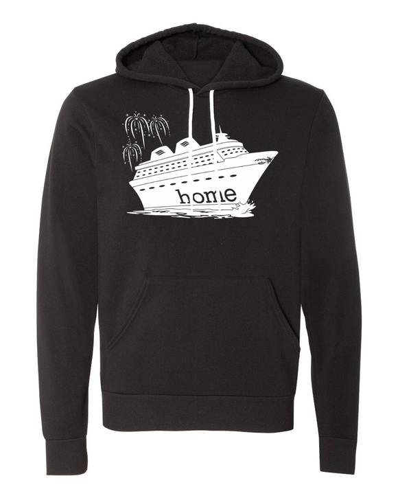 That Magical Cruise Is My Home Hoodie - With Personalization Option
