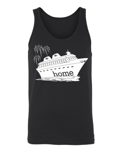 That Magical Cruise Is My Home Men's Tank - With Personalization Option