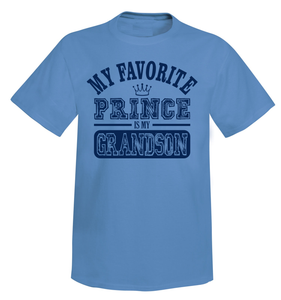 My Favorite Prince Is My Grandson T-Shirt