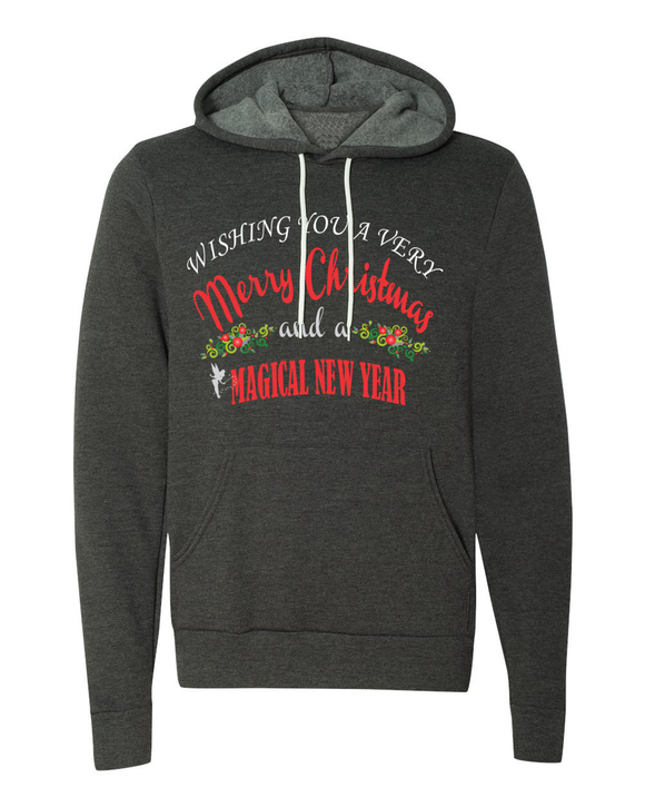 Wishing You A Very Merry Christmas Hoodie