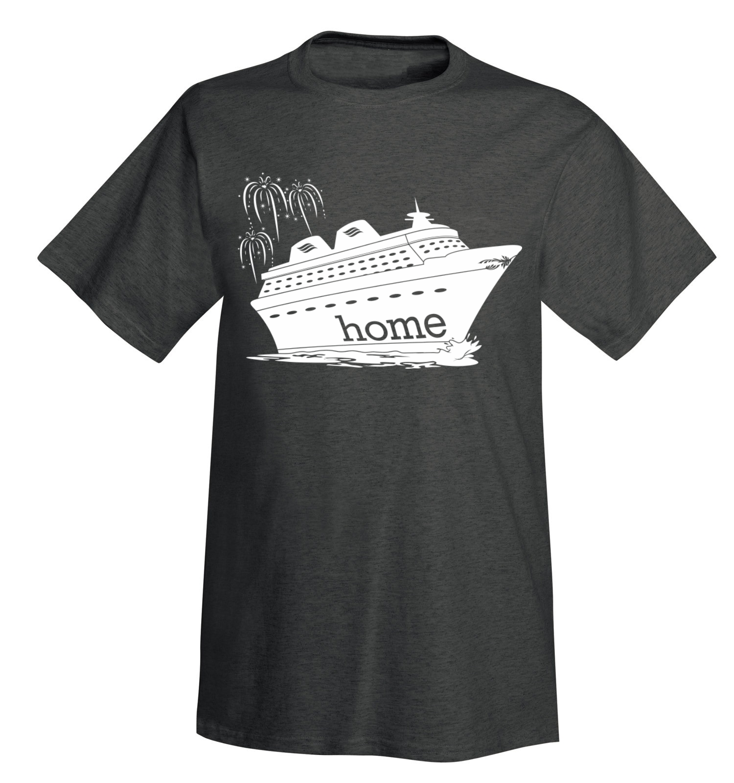 6fe3a6cf4e7 ... That Magical Cruise Is My Home Men s T-Shirt - With Personalization  Option ...