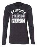 My Favorite Prince Is My Fiancè Long Sleeve T-Shirt