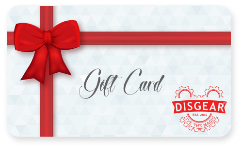 DisGear Christmas eGift Card