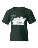 Youth That Magical Cruise Is My Home T-Shirt - With Personalization Option