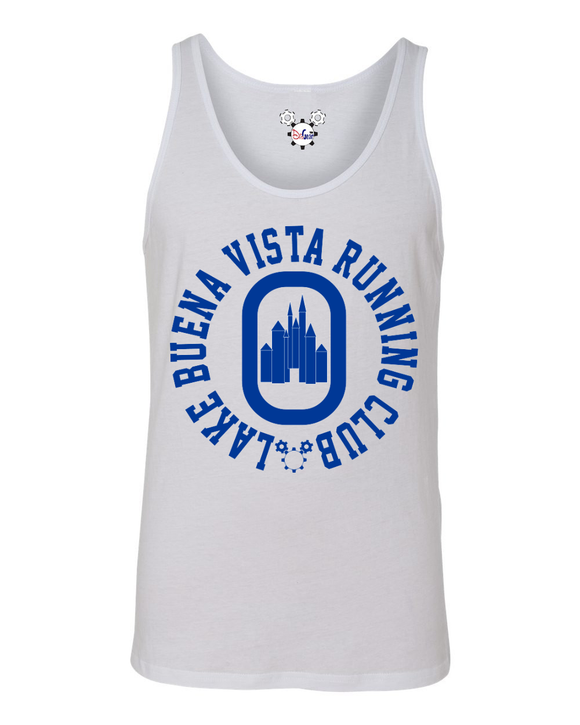 DisGear Lake Buena Vista Running Club Unisex Running Tank - Behind The Mouse