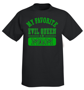 Youth My Favorite Evil Queen Is My Mom T-Shirt