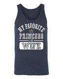 My Favorite Princess Is My Wife Tank