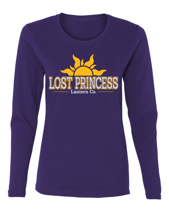 FRESH RELEASE - Lost Princess Lantern Company Long Sleeve T-Shirt