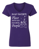 FRESH RELEASE My Favorite Place With My Favorite People T-Shirt