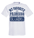 Youth My Favorite Princess Is My Grandma T-Shirt