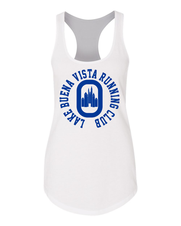 Lake Buena Vista Running Club Ladies Running Tank