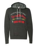 Wishing You A Very Merry Christmas And A Magical New Year Hoodie