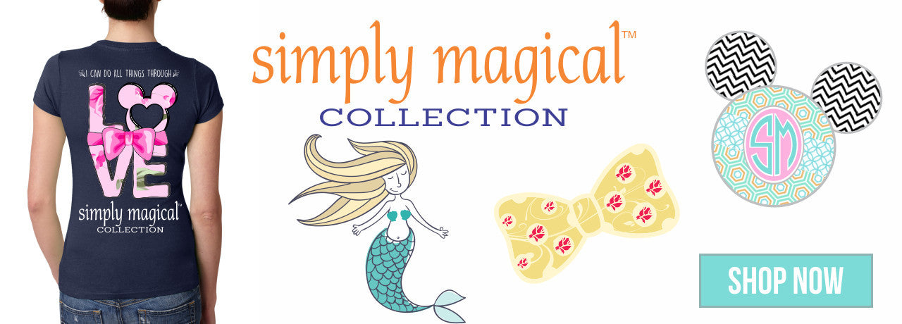 The Simply Magical Collection from DisGear
