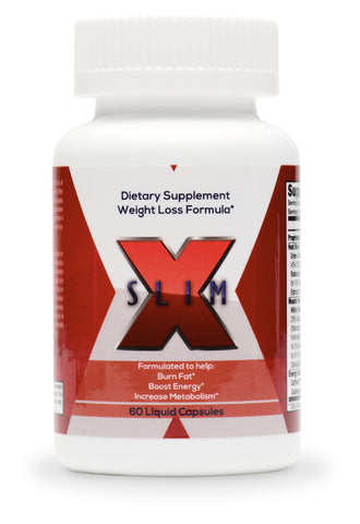 "X-SLIM: Prescription Grade THERMOGENIC Formula. Save 10% On First Time Buy with code: ""SPEND10"" at checkout w/ FREE SHIPPING + Download Free Weightloss Guide!"