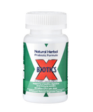 X-BIOTICS® Natural Probiotic Formula. 30 billion CFU per dose. - X-SLIM DIET