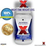 X-SLIM PM®: NIGHT TIME WEIGHT LOSS FORMULA - X-SLIM DIET