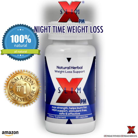 X-SLIM PM®: NIGHT TIME WEIGHT LOSS FORMULA