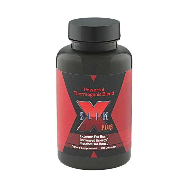 X-SLIM PLUS®: Weight Loss Dietary Supplements - Fat Burning Supplements for Men and Women - 60 Premium Quality Thermogenic  Fat Burner Capsules - Metabolism and Energy Booster - X-SLIM DIET