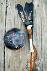 Smudging Tools and Incense