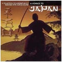 A Voyage To Japan (CD)