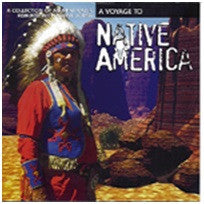 A Voyage To Native America (CD)
