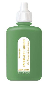 Aura-Soma - Emerald Green Pomander 25ml **SPECIAL PRICE**