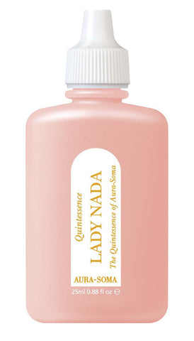 Aura-Soma - Lady Nada Quintessence 25ml **SPECIAL PRICE**
