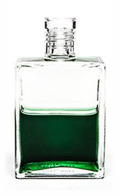 Aura-Soma - Equilibrium 50ml Bottle B13 / Space in the New Aeon / Clear/Green