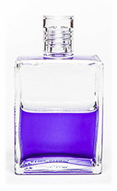 Aura-Soma - Equilibrium 50ml Bottle B15 / Healing in the New Aeon / Clear/Violet